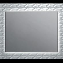 Espejo 100 x 80 ALUMINIUM de BathDecor