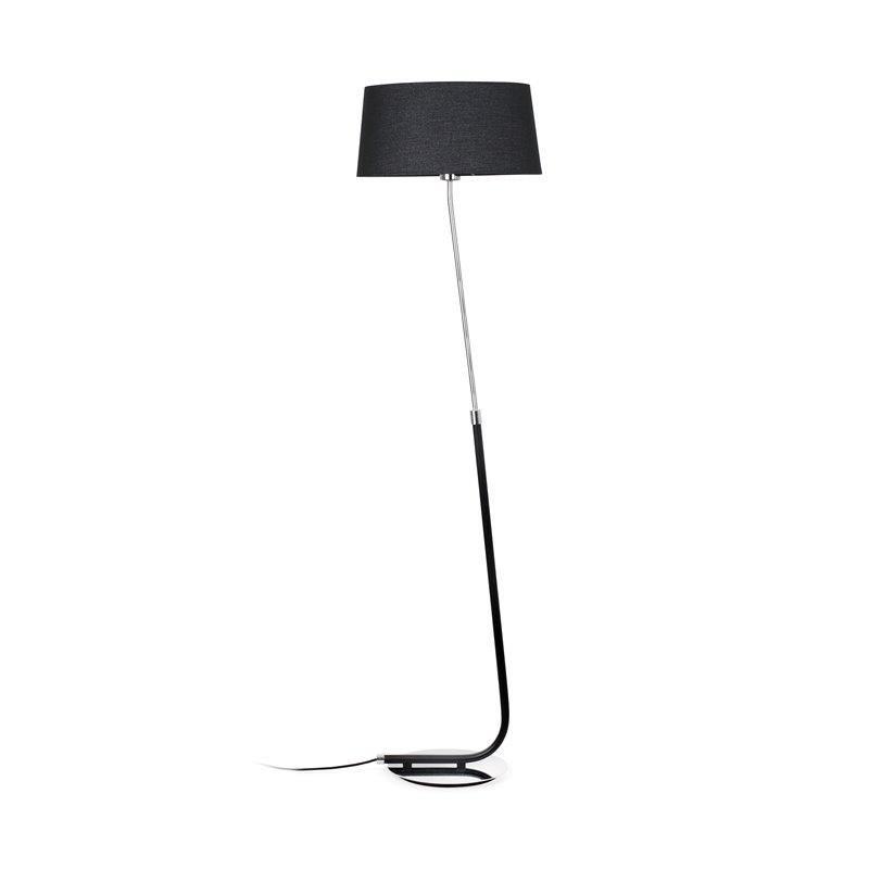 Lámpara pie negro HOTEL 20W Faro