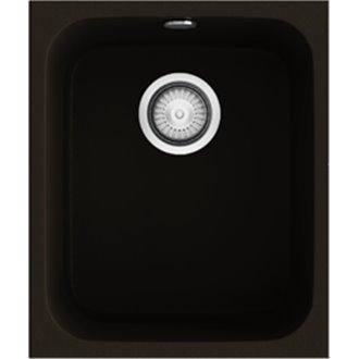Fregadero de 1 cuba Marrón 38 x 44,5cm Gandia Poalgi