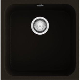 Fregadero de 1 cuba Brown 44 x 44,5cm Gandia Poalgi