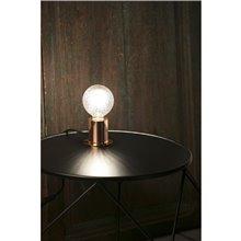 Lámpara sobremesa cobre TEN 15W Faro