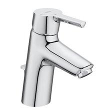 Grifo de lavabo desagüe automático Malva Roca