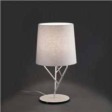 Lámpara sobremesa blanco TREE 60W