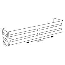 Portagel rectangular 40/50 Tegler