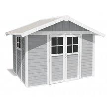 Casa de jardín 7,5 m2 DECO Grosfillex