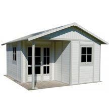 Casa de jardín 20 m2 DECO Grosfillex