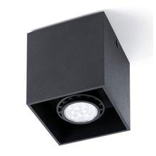Lampara plafón TECTO-1 GU10 50W