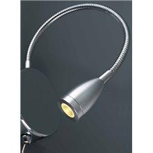 Aplique lector LOKE LED cromo Faro