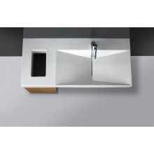 Lavabo suspendido FLUX 80 PC