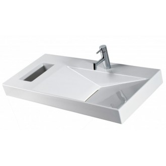 Lavabo suspendido FLUX 100 PC