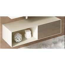 Mueble en suspensión BAULE modelo SAVA DOCCIA