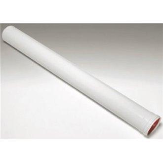 Kit tubo 1m para calderas de condensación 80/80 macho/hembra FERROLI