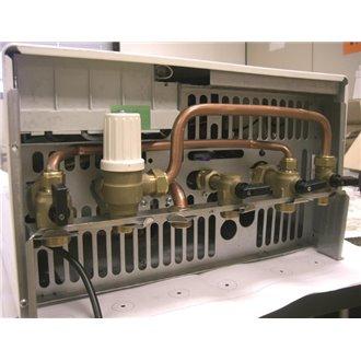 Accesorio hidráulico, plantilla solar con válvula mezcladora FERROLI
