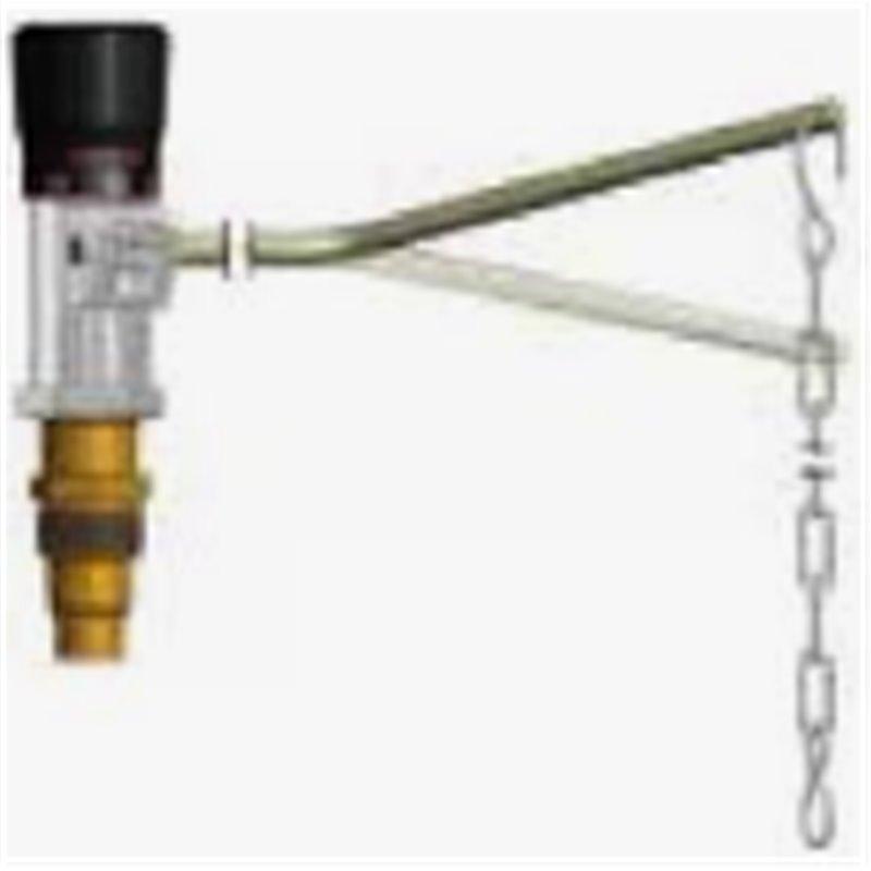 Regulador termostático de tiro FERROLI