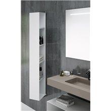 Mueble de baño con espejo fenólico AMAZONAS de Doccia