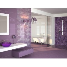 Lavabo sobre encimera BOWL PURPLE