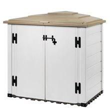 Arcón de exterior 131x88x133cm Box Tuscany 100 Gardiun