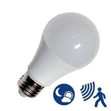 Bombilla LED con sensores de 10W E27