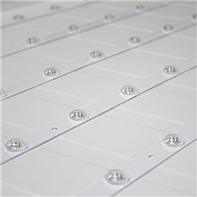 Panel LED 60x120 rectangular retroiluminado 90W
