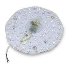 Disco LED magnético tricolor 24W