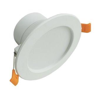 Foco LED Downlight 12W GRAN ANGULAR blanco