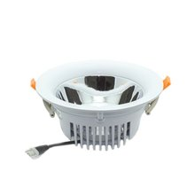 Foco LED Downlight 10W blanco