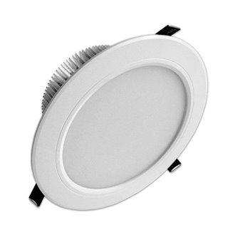 Foco LED Downlight 15W GRAN ANGULAR blanco