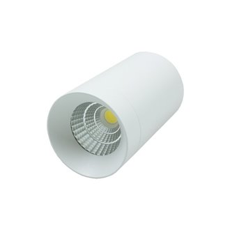 Foco LED Downlight de superficie 7W blanco