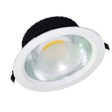 Proyector de techo LED redondo 30W BLANCO