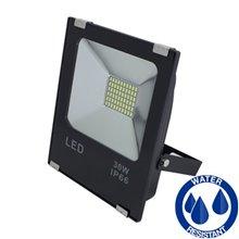 Proyector LED cuadrado 30W PLANO