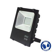 Proyector LED cuadrado 50W PLANO