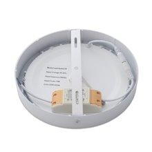 Plafón LED detector de presencia y sensor...