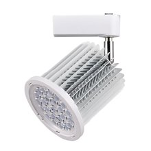 Foco LED carril orientable 36W blanco