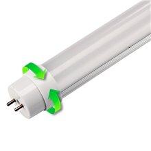 Tubo LED T8 de 18W aluminio