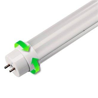 Tubo LED T8 de 23W aluminio