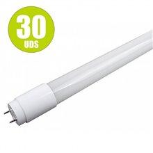 Tubo LED T8 de 18W cristal 30 uds