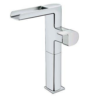 Grifo de lavabo caño alto Formentera Teka