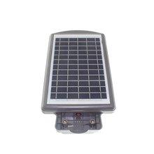 Farola LED 20W solar con sensor de movimiento