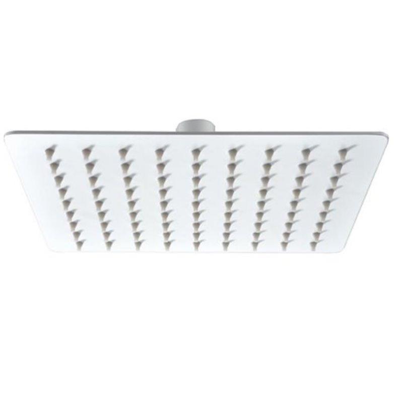 Rociador para ducha blanco Imex 25x25