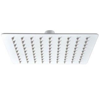 Rociador para ducha blanco Imex 30x30