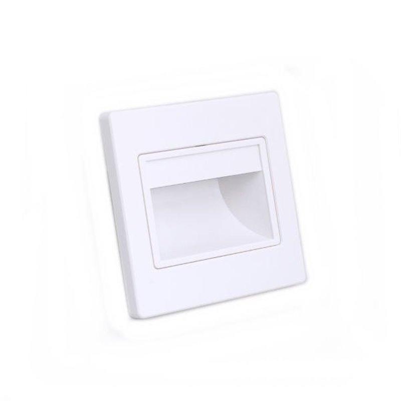 Baliza LED 1,5W blanca