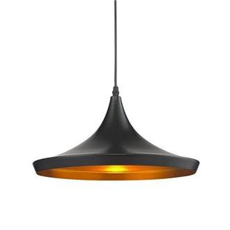 Lámpara colgante OSLO negra E27
