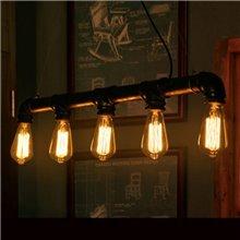 Lámpara colgante FACTORY2 E27