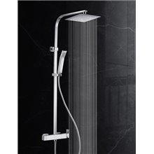 Conjunto de ducha monomando INVERTER C de GME