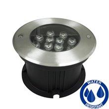 Foco de suelo LED 12W