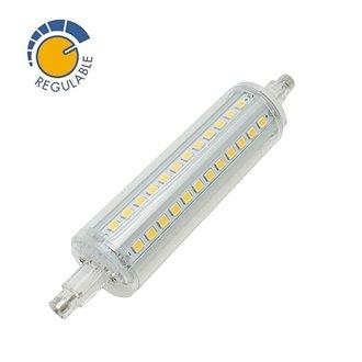 Bombilla LED R7S 10W regulable