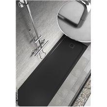 Plato de ducha Silk Negro b10