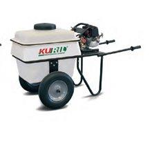 Carretilla pulverizadora dos ruedas KSP257P2 Motogarden