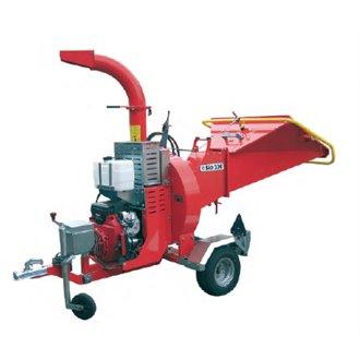 Trituradora de ramas BIO230 motor eléctrico Motogarden