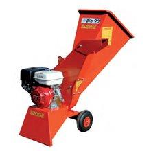 Trituradora de ramas BIO90 motor gasolina Honda Motogarden